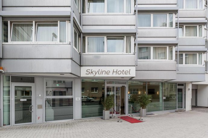 Skyline Hotel City Frankfurt