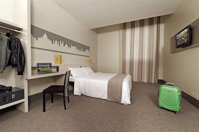 B b hotel roma trastevere rome compare deals for Hotel trastevere rome