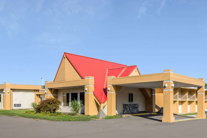 Econo Lodge Inn & Suites Binghamton