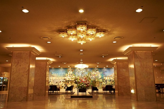 hotel new otani hakata fukuoka compare deals. Black Bedroom Furniture Sets. Home Design Ideas