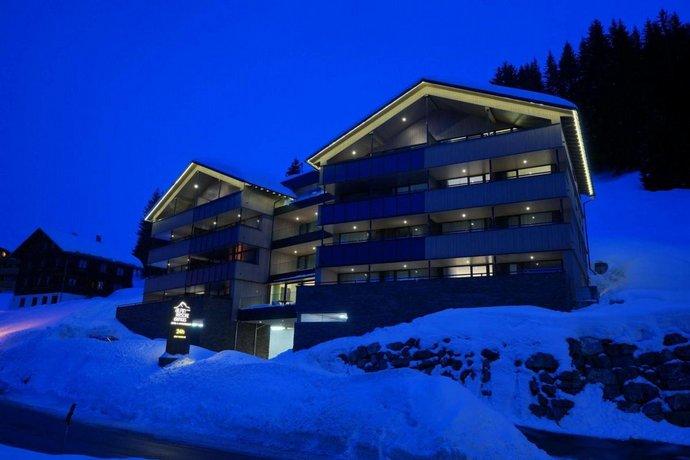 Aparthotel Alpinresort Damuls