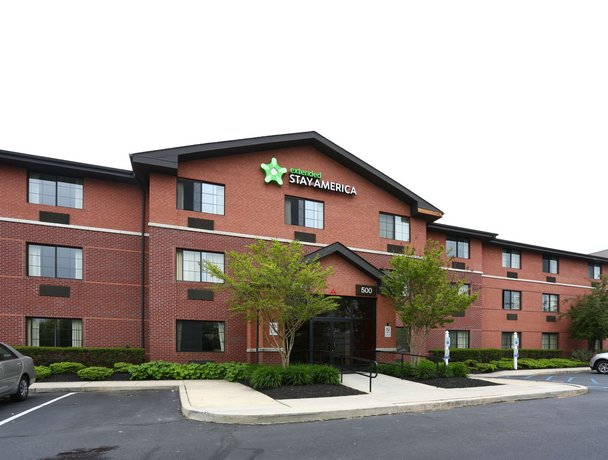 Extended Stay America - Philadelphia - Mt Laurel - Pacilli Place