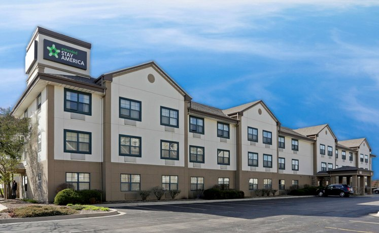 Extended Stay America Hotel Urbana Champaign
