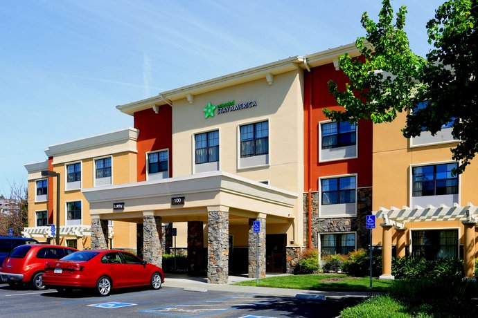 Extended Stay America North Hotel Santa Rosa