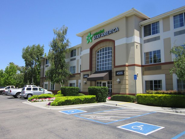 Extended Stay America - Pleasanton - Chabot Dr