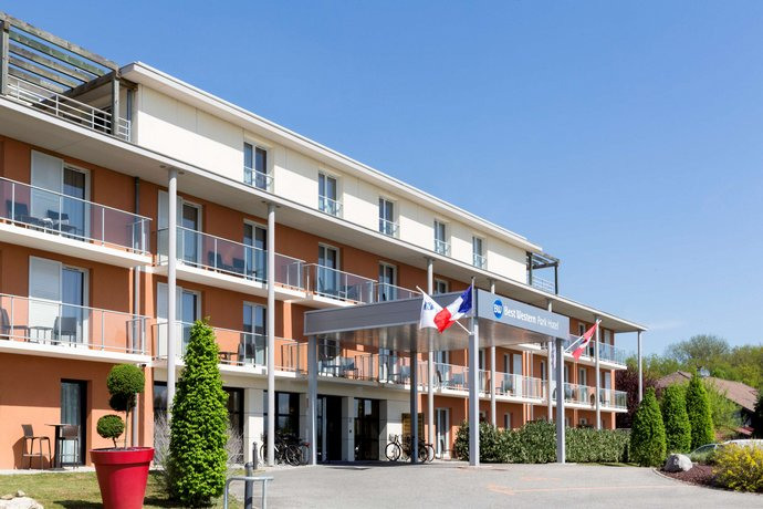 Best Western Park Hotel Geneve-Thoiry