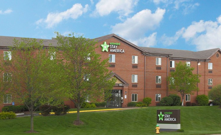 Extended Stay America - St Louis - Earth City