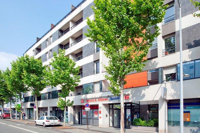 Sejours & Affaires Park Republique - Clermont Ferrand