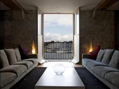 Staying cool at royal william yard hotel plymouth england for Funky hotels uk