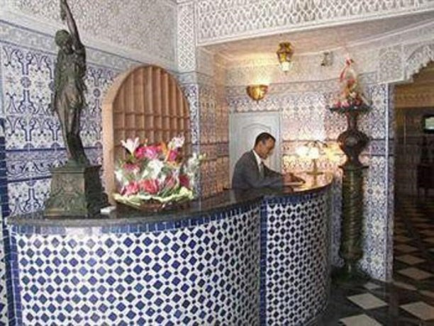 Hotel du Louvre Casablanca