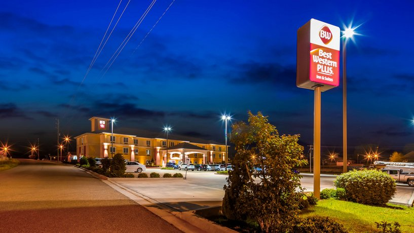 Best Western Plus Magee Inn and Suites