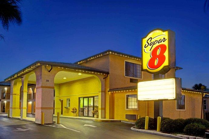 Super 8 St Augustine Beach