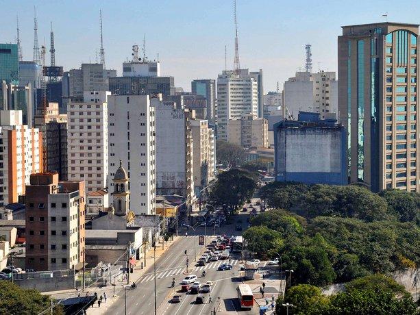 Mercure Sao Paulo Paraiso