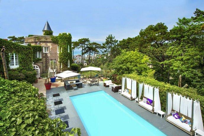 Hotel Domaine Saint Clair Le Donjon Etretat