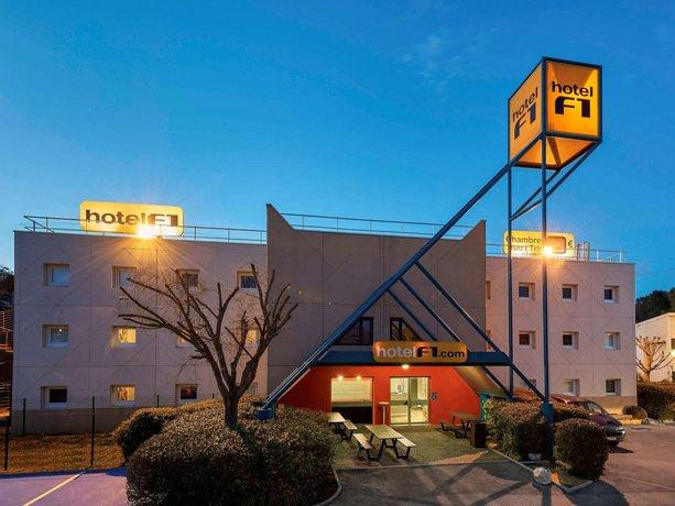 HotelF1 Bordeaux Ville