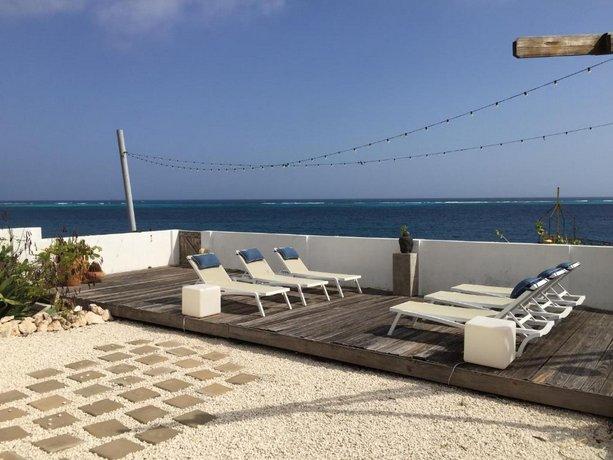 Aruba Beachfront home at Baby Beach