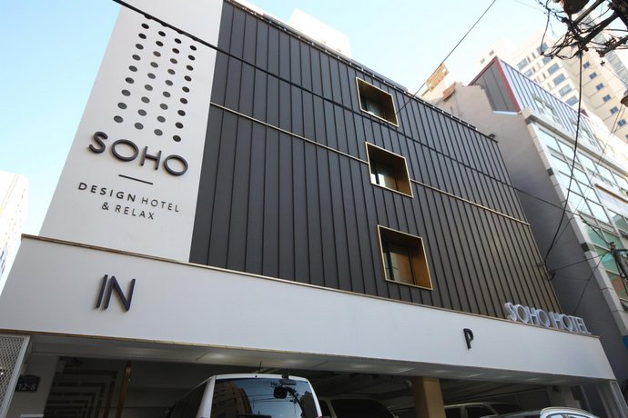 Soho Hotel Busan