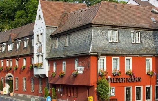 Hotel Wilder Mann Aschaffenburg