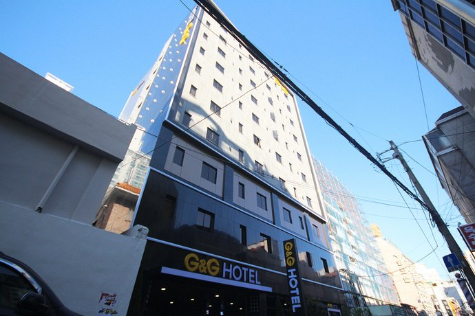 Busan Daeyeon-dong G&G Hotel