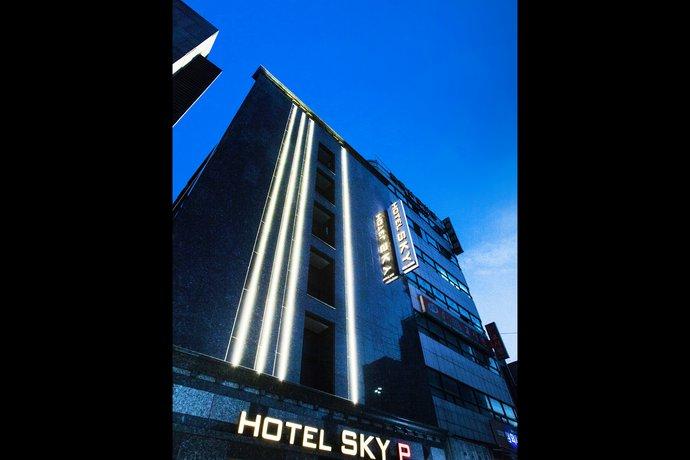 Sky Hotel Seoul