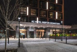 AC Hotel by Marriott Boston Downtown