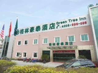 Greentree Inn Suzhou Luzhi Ancient Town Hotel