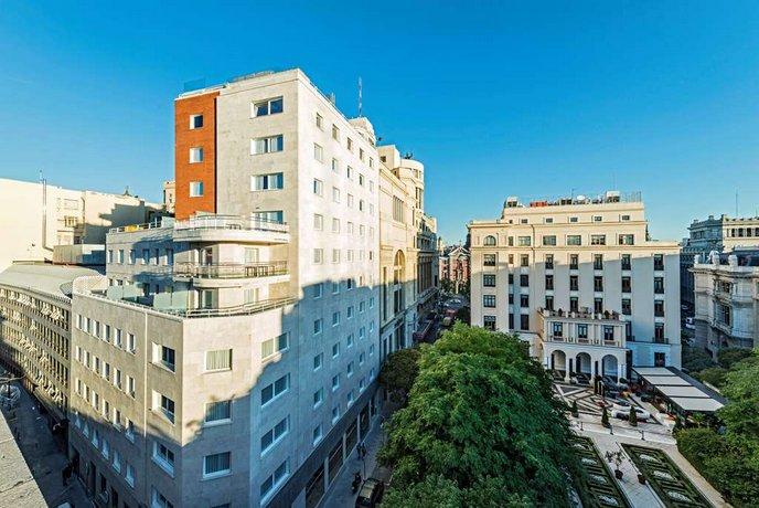 Hotel Suecia Madrid