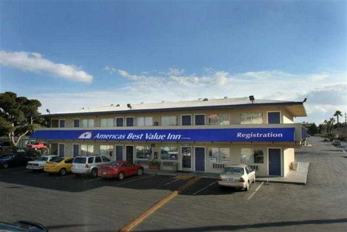 About Americas Best Value Inn Las Vegas