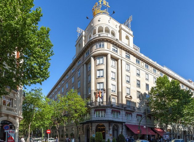 Wellington Hotel Madrid