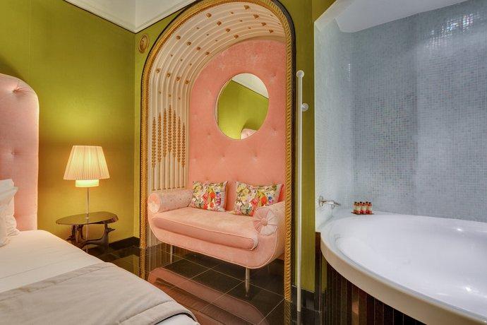 Ludovisi Palace Hotel Rome