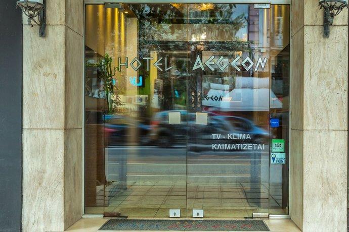 Aegeon Hotel Thessaloniki