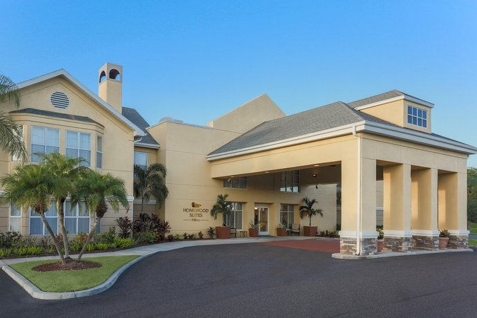 Homewood Suites By Hilton St Petersburg Clearwater