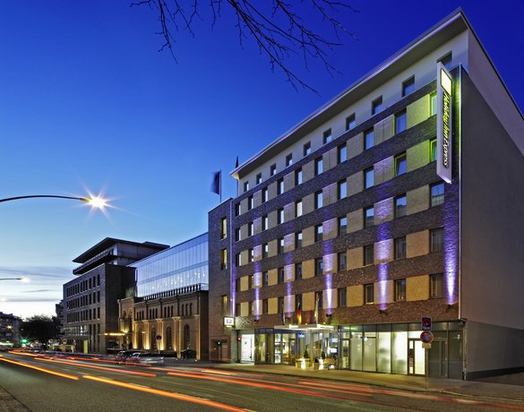 Holiday Inn Express Hamburg - St Pauli-Messe