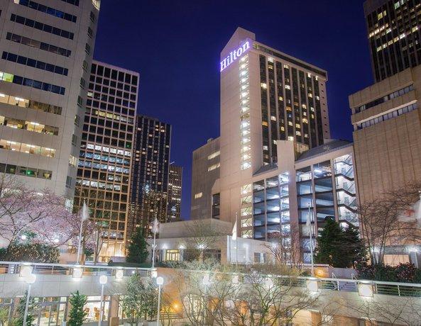 Hilton Hotel Seattle
