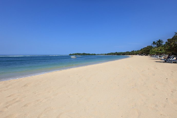 About Nusa Dua Beach Hotel Spa Bali
