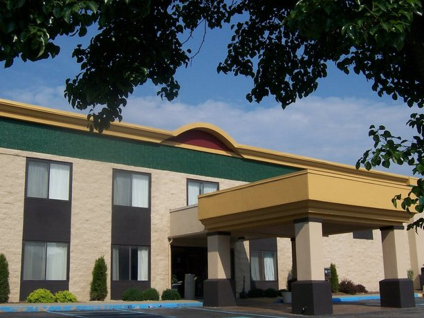 Best Western Huntington Mall Inn Barboursville