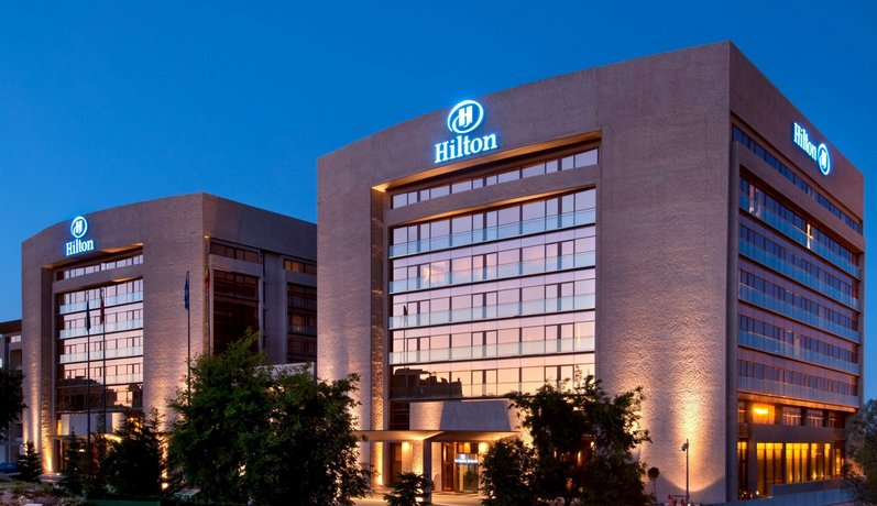 Hilton Madrid Airport