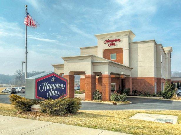 Hampton Inn St Louis-Columbia