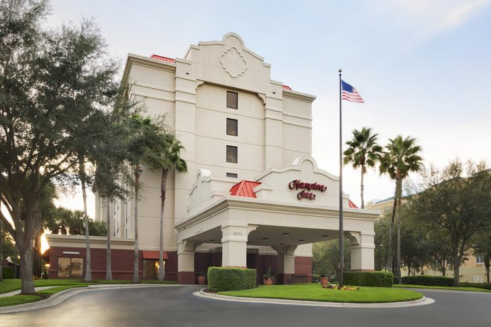 Hampton Inn Orlando-Convention Center International Drive Area