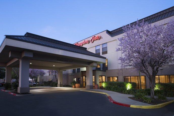 Hampton Inn Sacramento Rancho Cordova