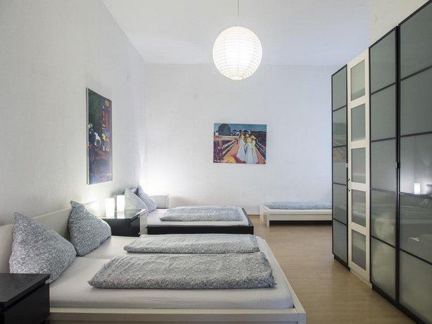 Grosses Apartment Janssen