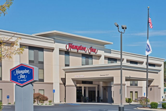 Hampton Inn Hurricane West Virginia