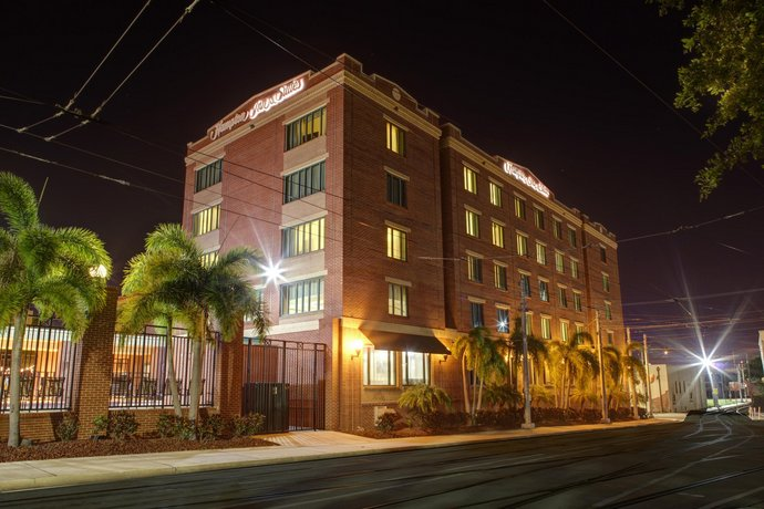 Hampton Inn Tampa Ybor City Downtown