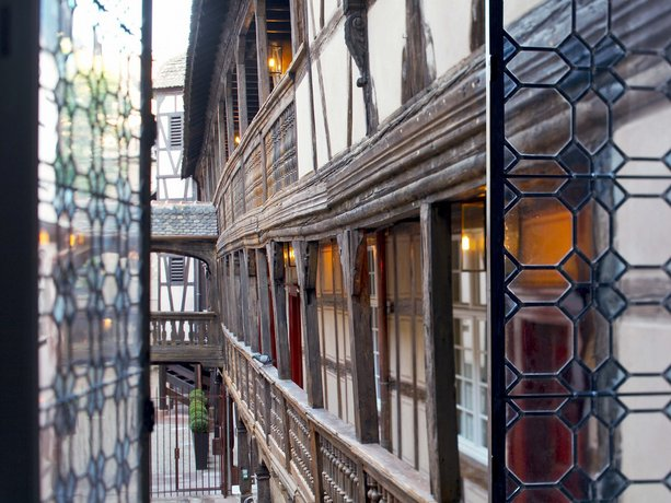 Cour du Corbeau - MGallery by Sofitel, Strasbourg - Compare Deals
