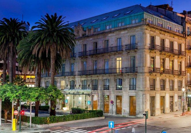 Hotel AC Palacio Universal Vigo