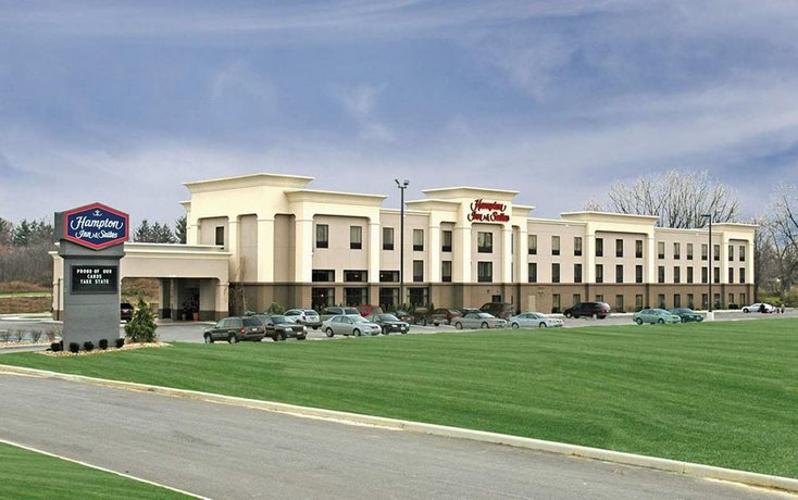 Hampton Inn & Suites Youngstown