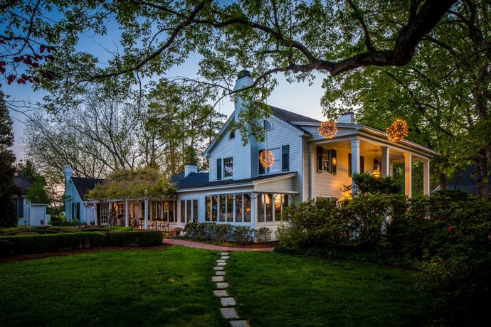 The Fearrington House Hotel Pittsboro