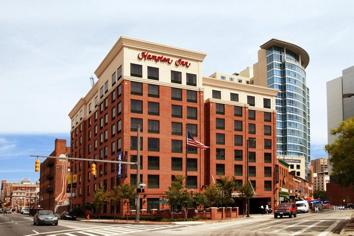 Hampton Inn Baltimore Downtown Convention Center