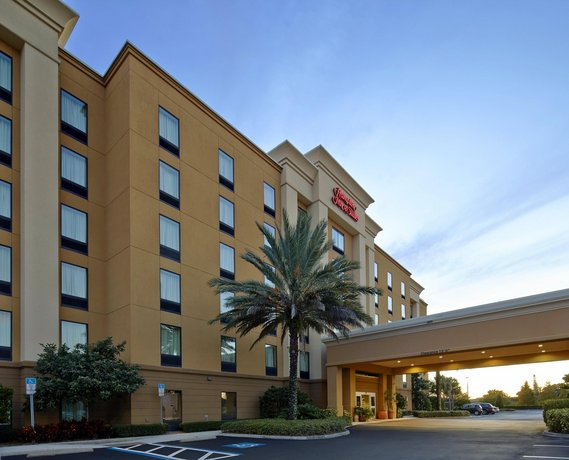 Hampton Inn & Suites Clearwater St Petersburg - Ulmerton Road