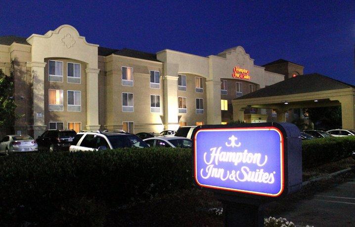Hampton Inn Suites Modesto-Salida